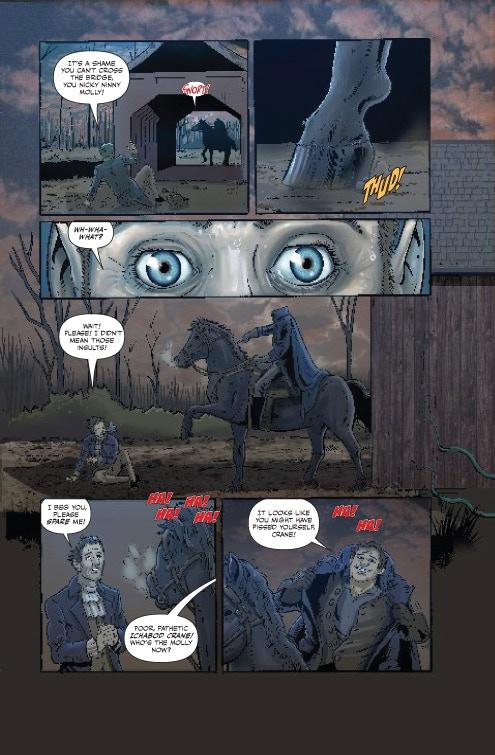 Combat Jacks #3, page 2