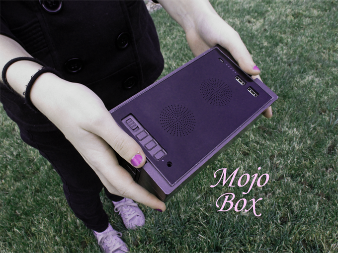 Show your mojo with the Mojo Box!