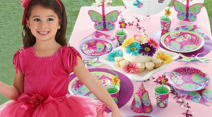Rosie's Butterfly Sparkle Perfect Party Collection - Click the image for a complete list of what's included with the Kickstarter Reward