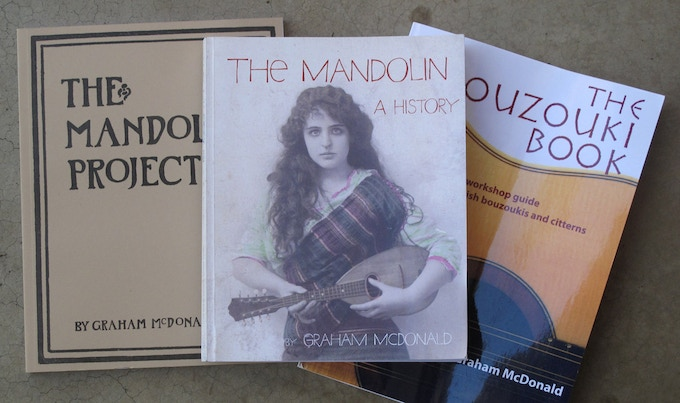The Mandolin - a history by Graham McDonald — Kickstarter