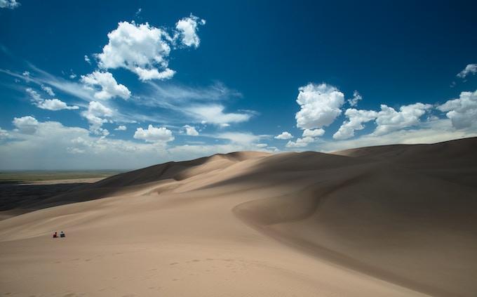 Great Sand Dunes National Park, USA