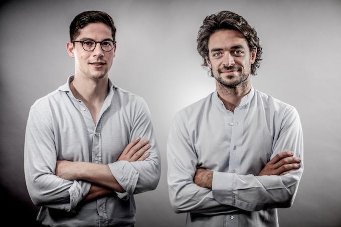 Founders Istvan & Michael