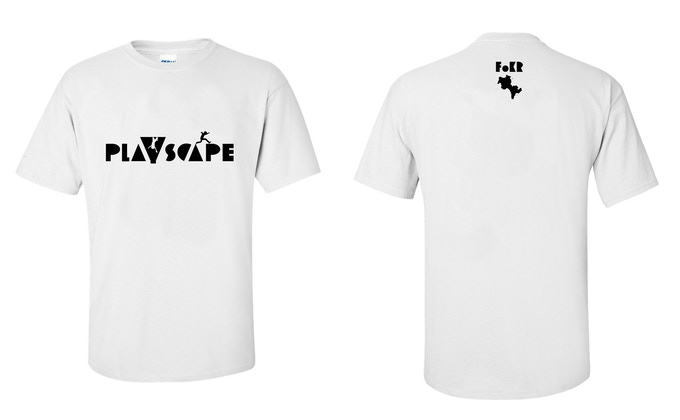 The PLAYSCAPE T-shirt