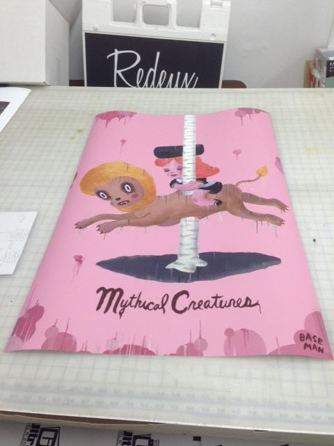 Gary Baseman Documentary: Mythical Creatures by Gary Baseman & David