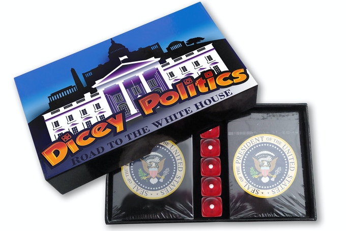 Packaging for Dicey Politics