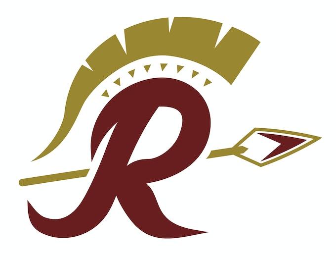 Redspears Roman Plume Logo