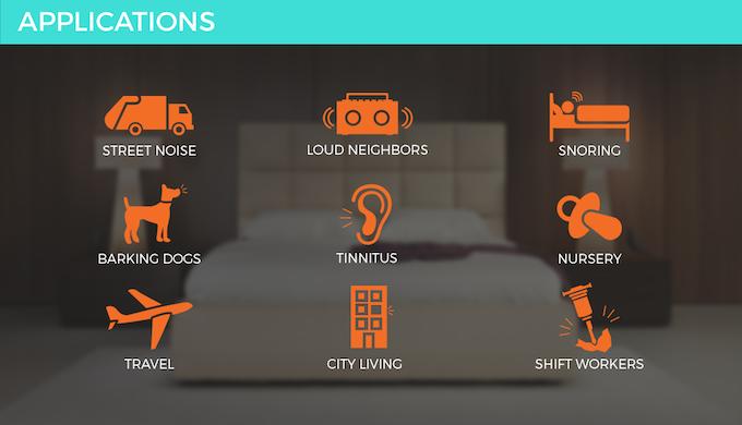 Snooz Sound Sleep By Snooz Llc Kickstarter
