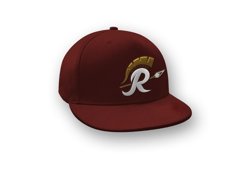 Limited Edition custom-embroidered Washington Redspears Roman Snap-Back Hat