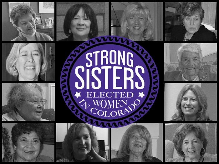 Strong Sisters is a documentary film about elected women in Colorado, focusing on our extraordinary history and what comes next.