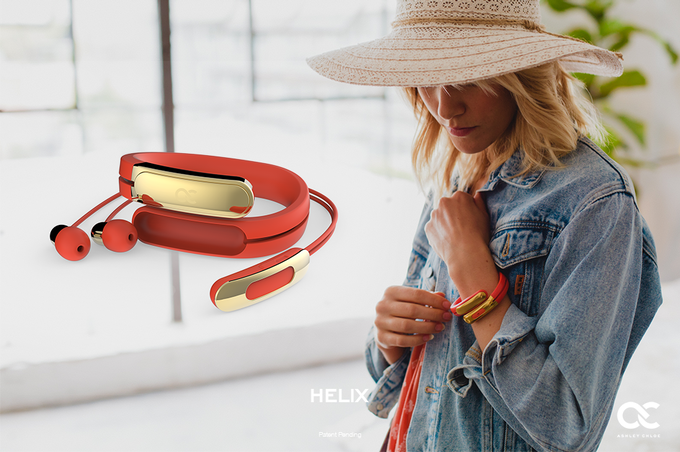 The Gold Edition Helix Cuff