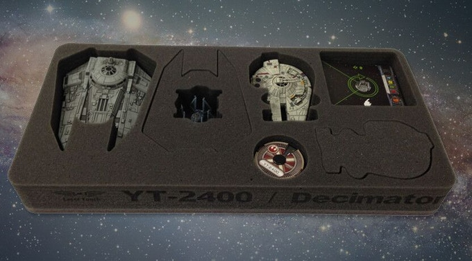 Laser Touch Miniature Wargaming Carry Cases By Laser