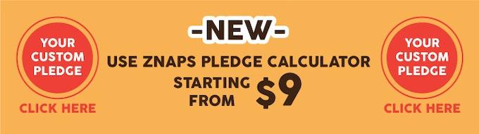 Pledge Calculator