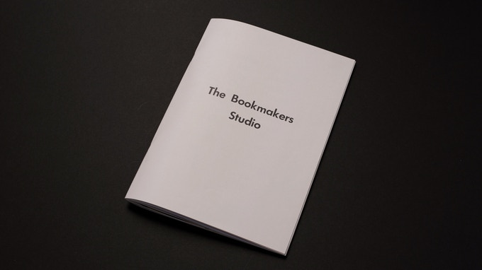 A dummy mock-up of the final book. ** All artist editions and dust jacket editions will be signed and numbered.