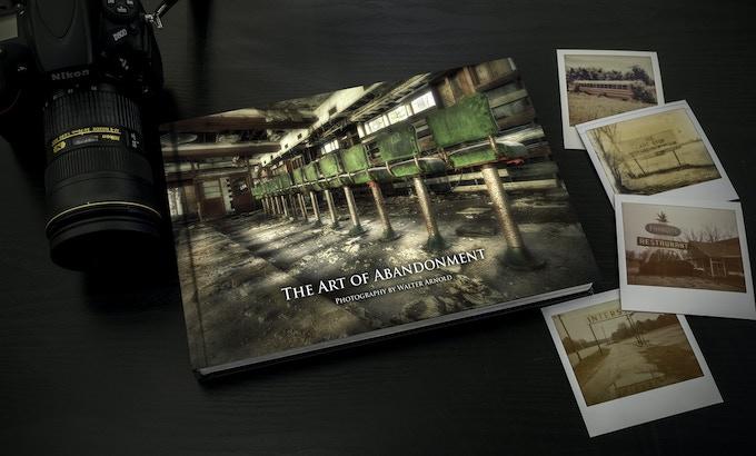 Art of Abandonment Photobook
