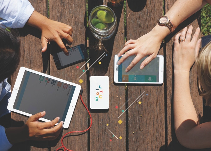 Stream, Share, Save & Charge on Multiple Devices