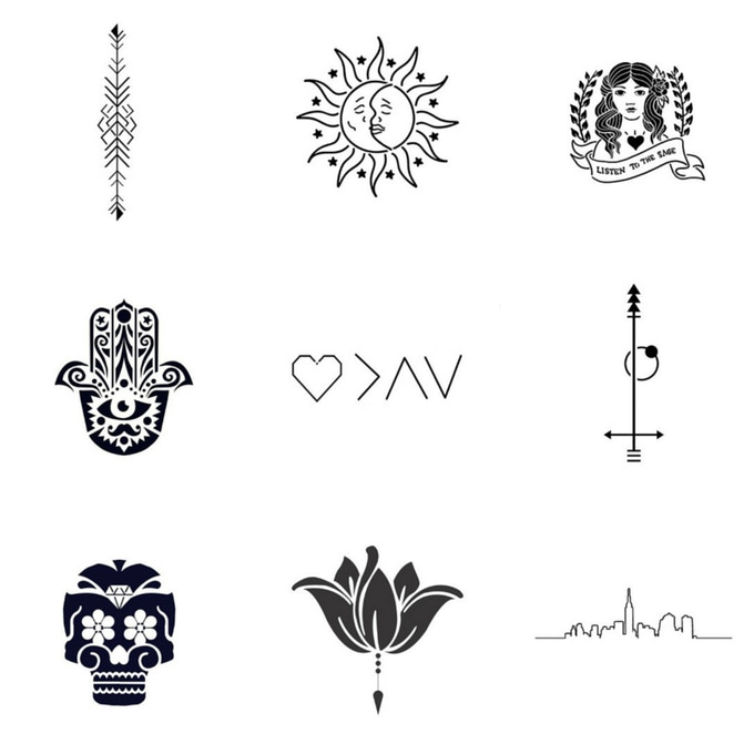 Just some of our 300+ designs!