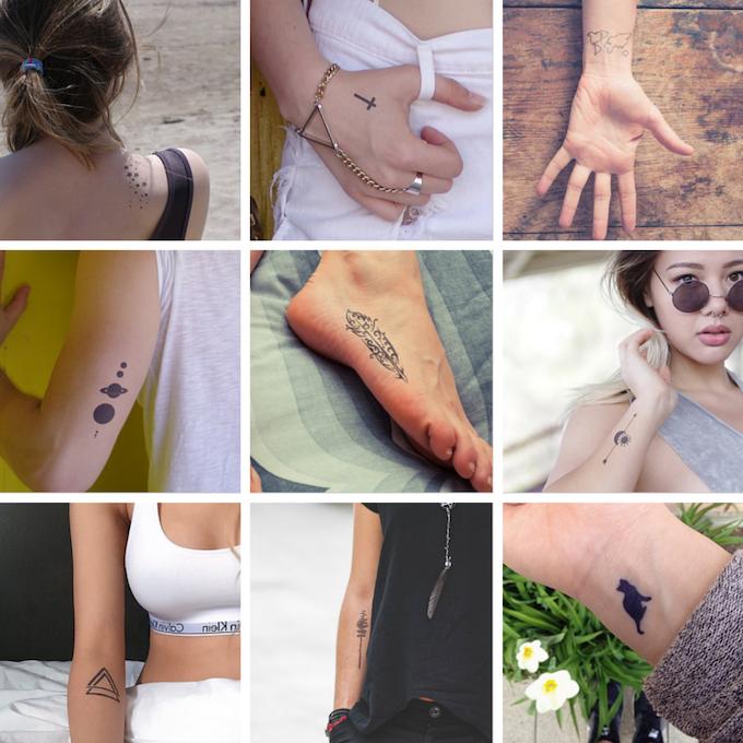 Inkbox The 2 Week Tattoo By Inkbox Ink Inc Kickstarter