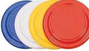 Manufactured Frisbee Shape