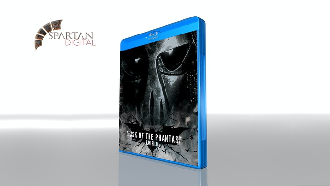 Pending Blu-Ray Box Art