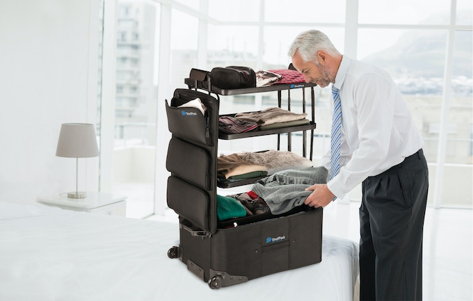 It's perfect for business travelers