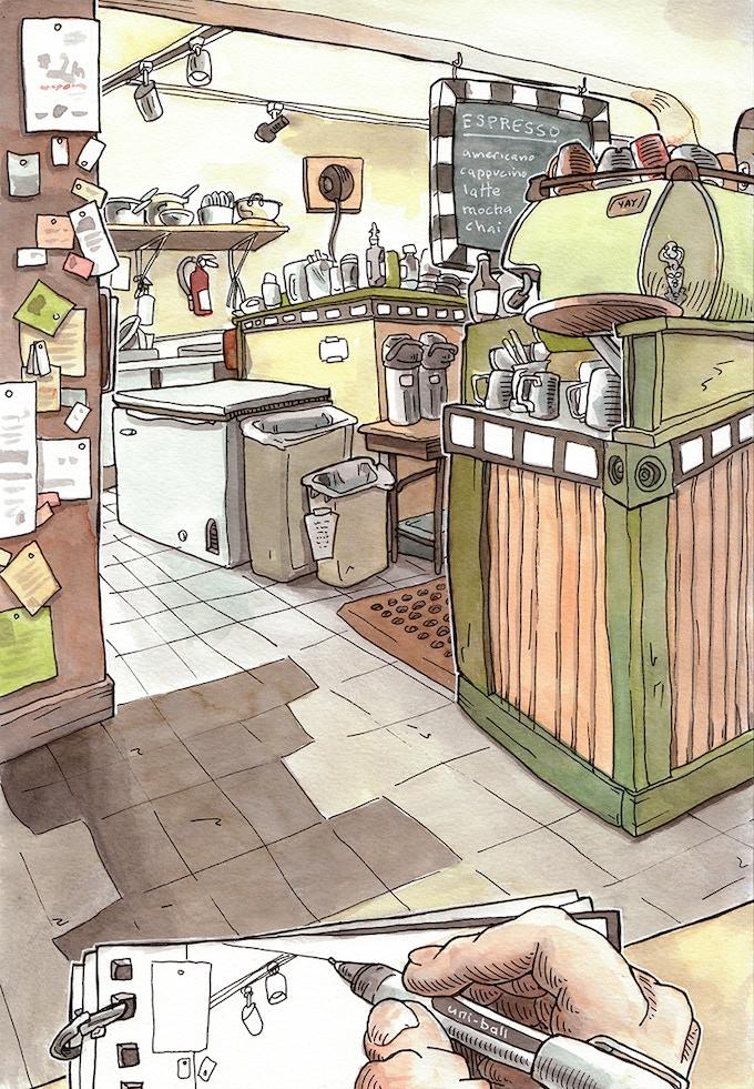 Irwin's Neighborhood Bakery