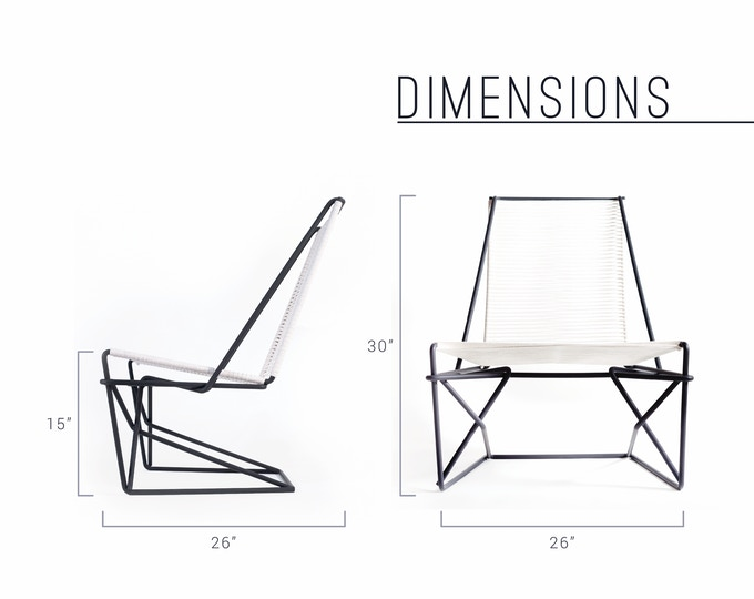 CR45: A Chair from Denmark by Many Hands Design by Josef
