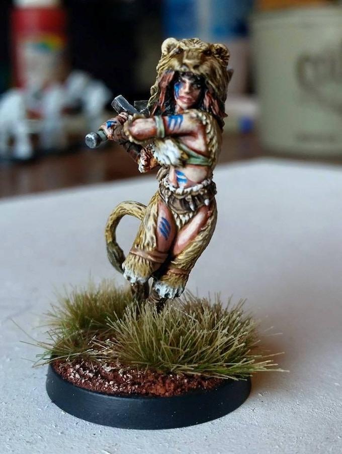 New Urdaggar Lioness