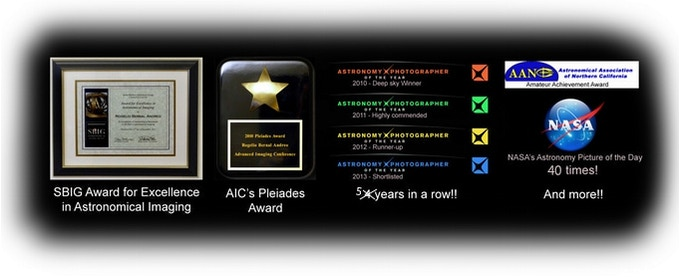 Some awards and accolades