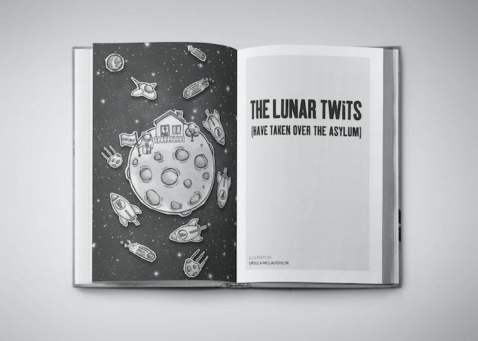 The Lunar Twits - Ursula McLaughlin