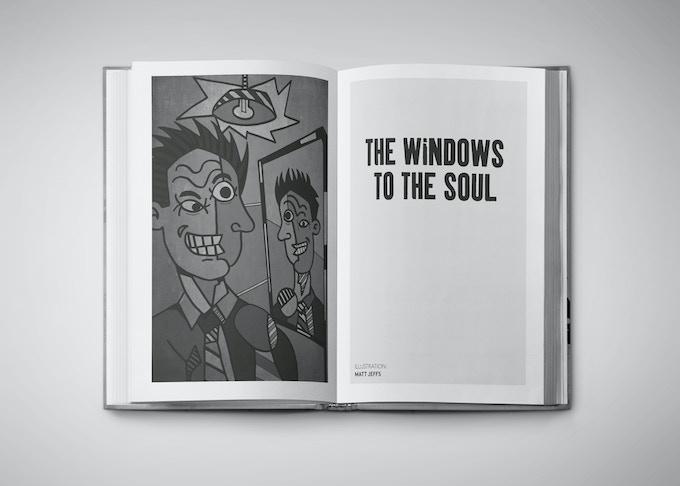 The Windows to the Soul - Matt Jeffs