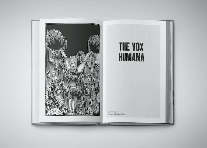 The Vox Humana - Sascha Gravenstein