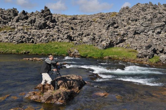 Haffjardara River, Iceland