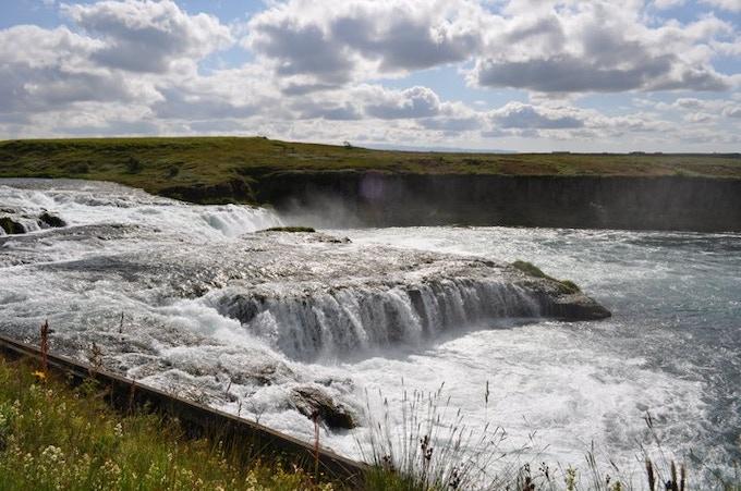 Tungeflot River Iceland