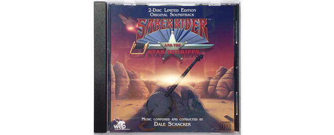 Original Soundtrack by Dale Schacker (actual Prototype)