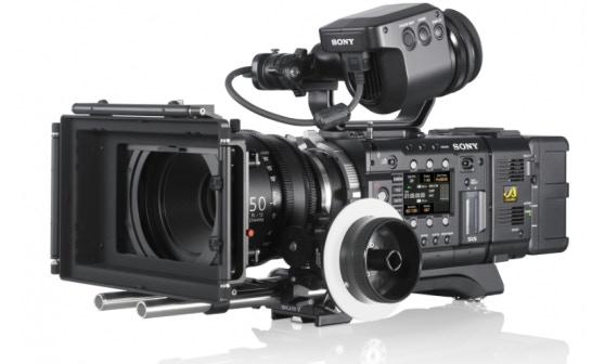 Caméra Sony F55