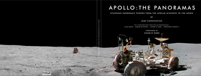 Apollo: The Panoramas Cover