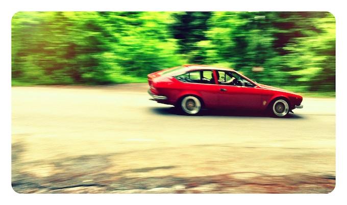 Kyle´s 1977 Alfa Romeo Alfetta GT