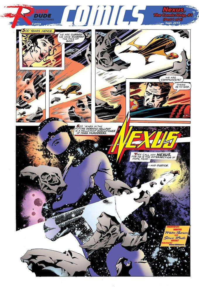 Nexus Strip 1 Page 1 of 4