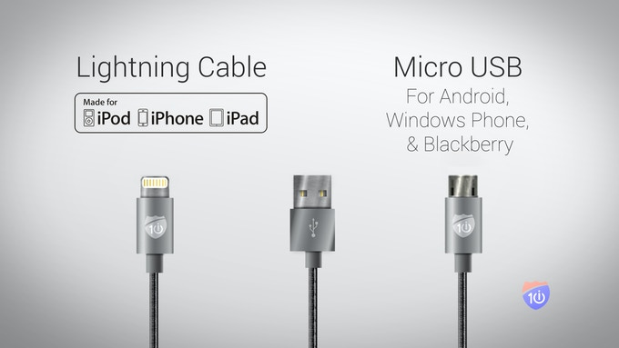 Now Available in Micro USB Black