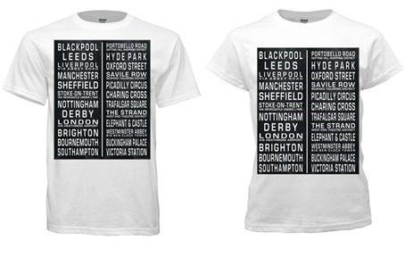 $29 Pledge Reward - Men's Loose Fit - Women's Fitted - Gildan Ultra Cotton T-Shirt - Choose Black or White T-Shirt