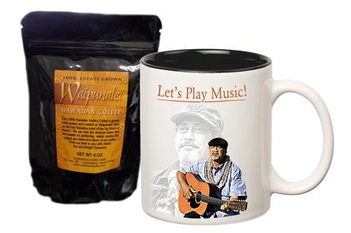 Waipunalei Coffee and mug