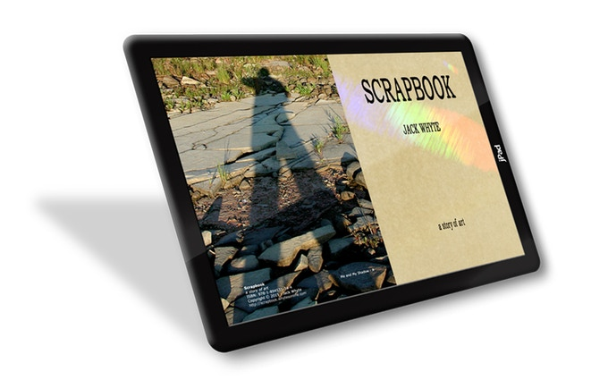 Click here to read Scrapbook: a story of art for FREE!