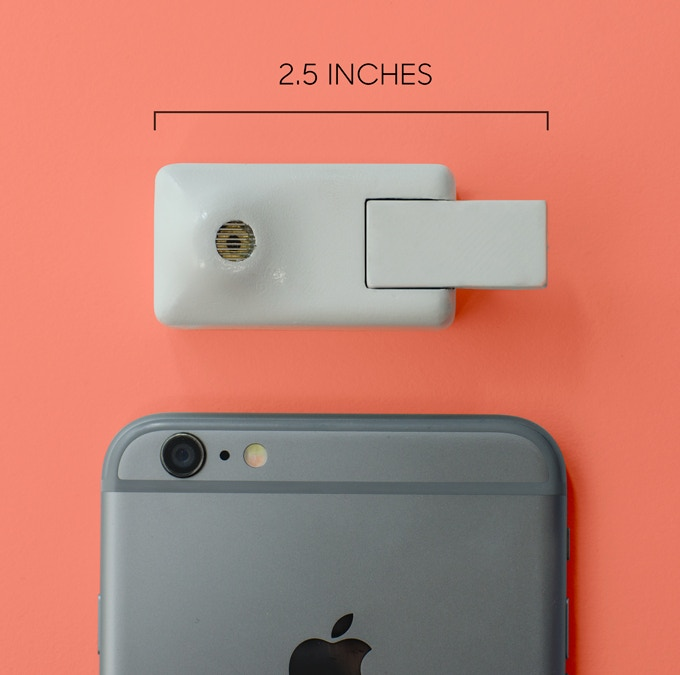 Bevel size comparison