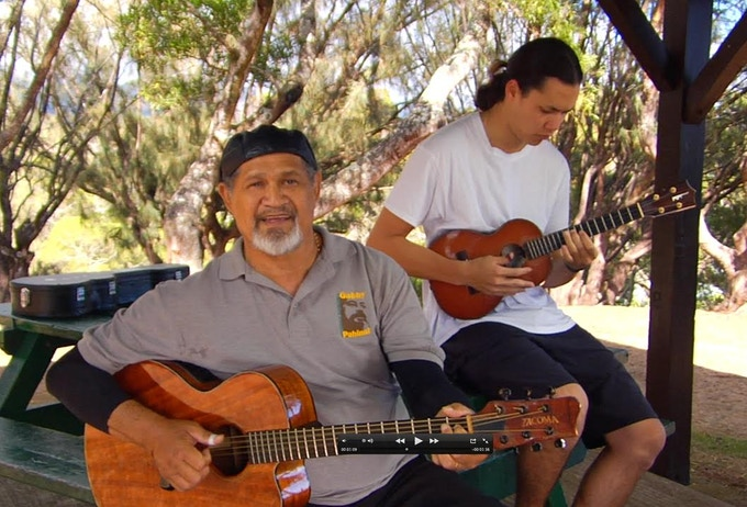Let's Play Music with Cyril Pahinui and Peter Moon