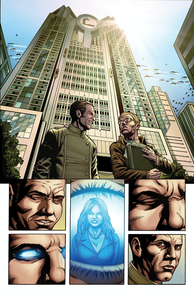 Page 1, issue 1