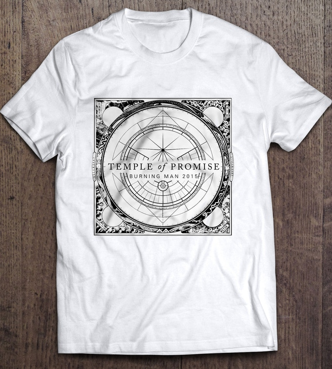 Temple of Promise T-Shirt