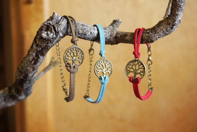 Promise Grove Tree Bracelet