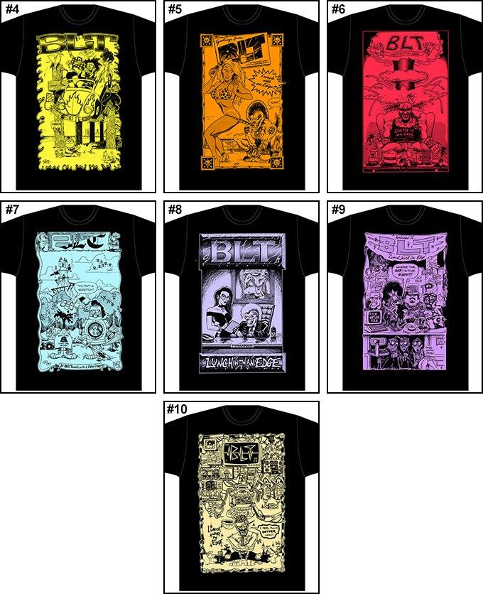BLT - Jumbo Print Covers