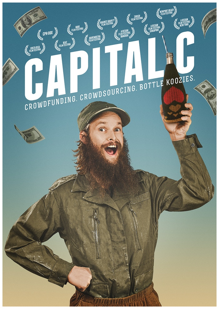 Award-winning documentary CAPITAL C is out now! Thanks to all our backers for