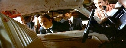 """Pulp Fiction (1994) - """"Corpse removal scene"""""""